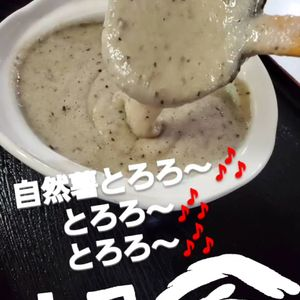 Kakegawa potato soup Tororo Honmaru's natural yam